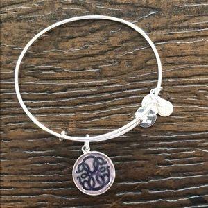 Alex and ani path of life bracelet